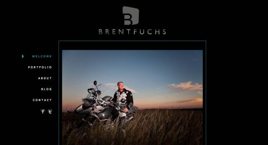 Brent Fuchs Premium Website