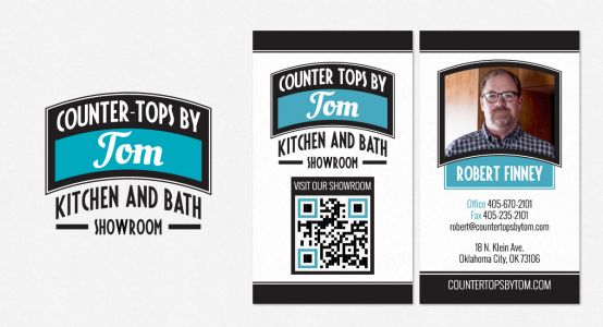 Counter-Tops by Tom Logo & Print Work