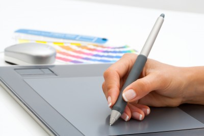 Designing with stylus