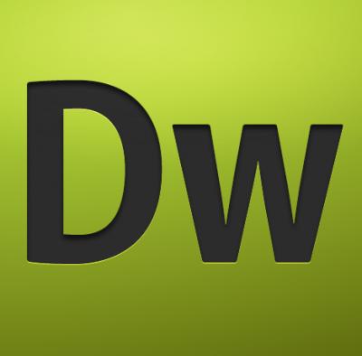 Adobe Dreamweaver CS4 logo