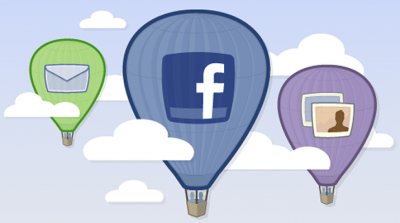 Facebook hot air balloons