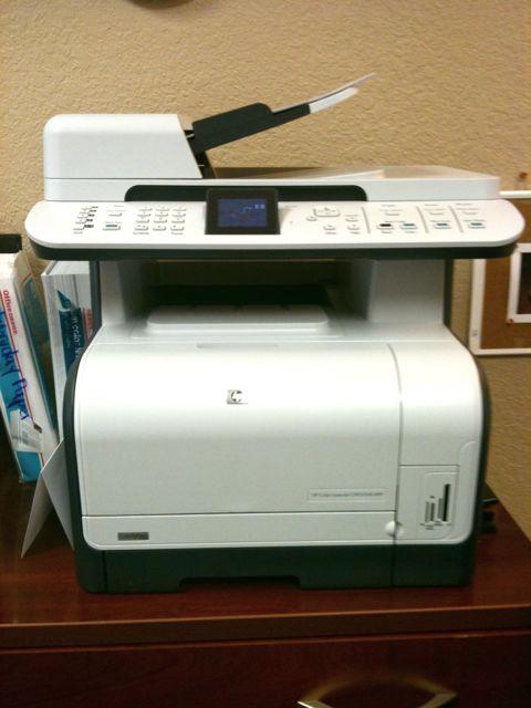 Brand New Color Laser Printer