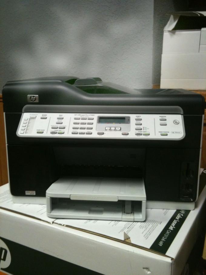 Fried Printer