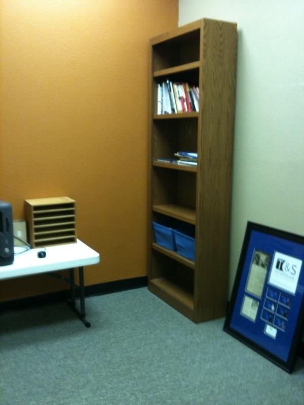 Library/Waiting Room/Kid's Room