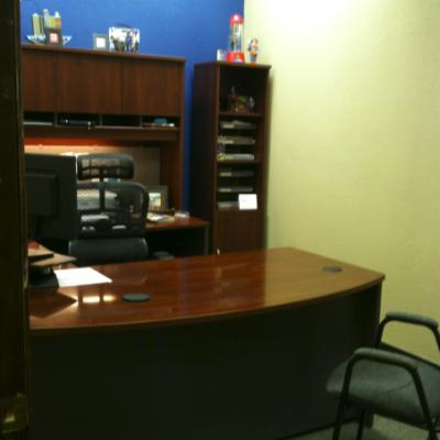 Tim's Office