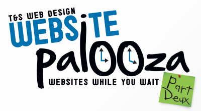 Websitepalooza logo