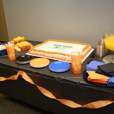 Cake and Refreshments