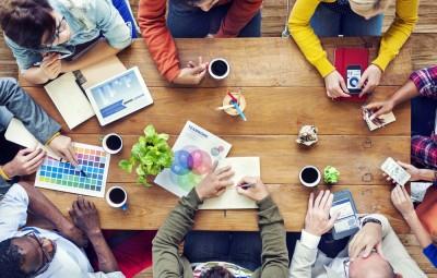 Designers designing