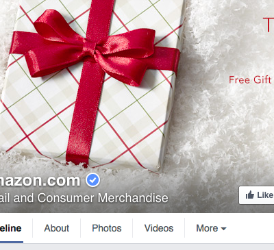 Amazon.com Facebook Cover Photo
