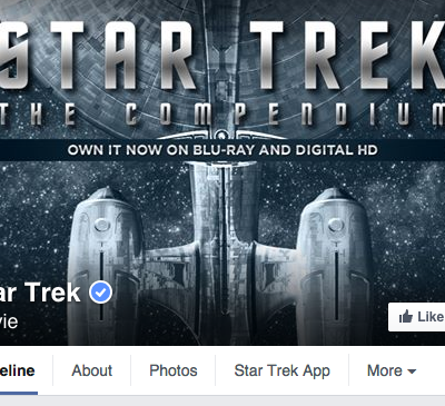 Star Trek Facebook Cover Photo