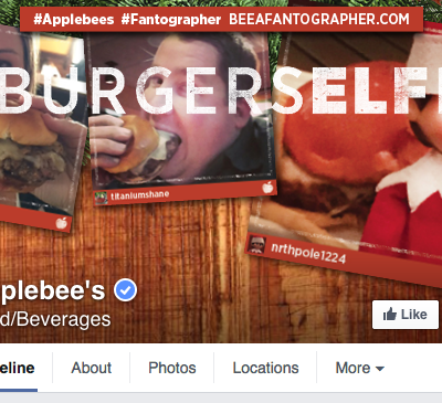 Applebee's Facebook Cover Photo