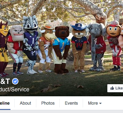 AT&T Facebook Cover Photo