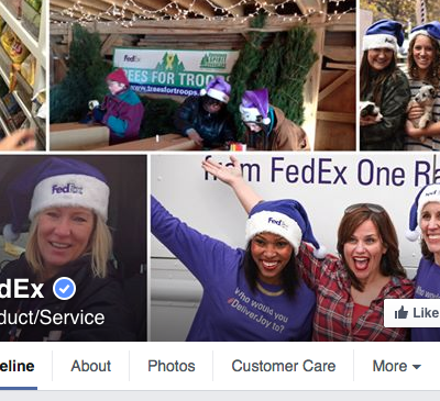 FedEx Facebook Cover Photo