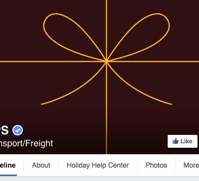 UPS Facebook Cover Photo