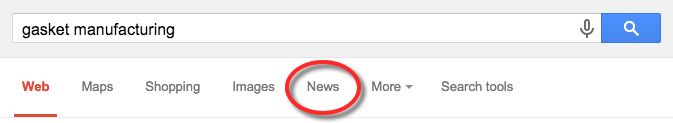 Google-news-search