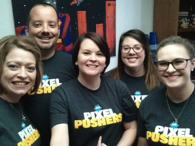 T&S Pixel Pushers