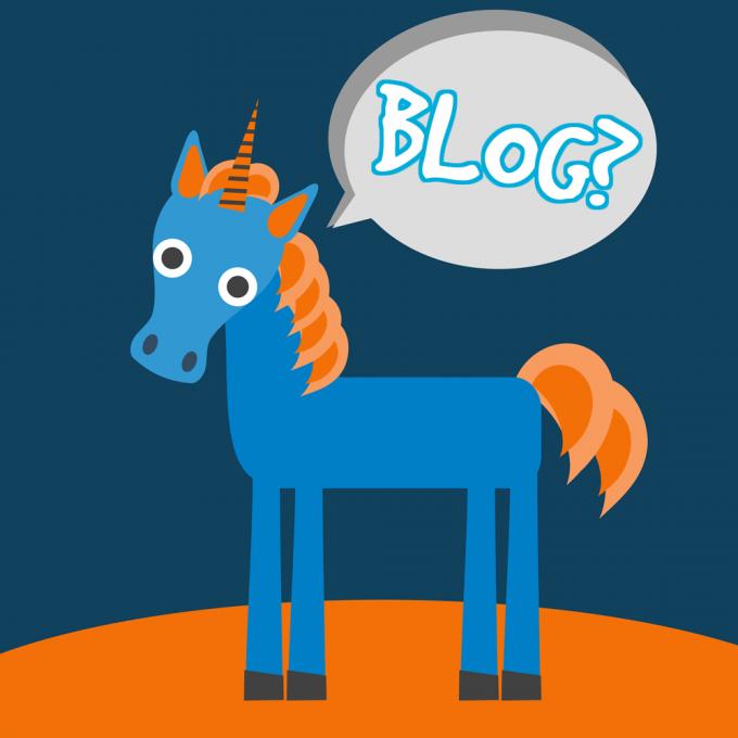 Blog-unicorn