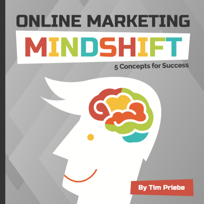 Online Marketing Mindshift cover