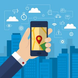 Local mobile search