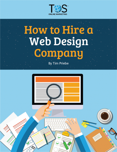 How to Hire a Web Design Company Cover