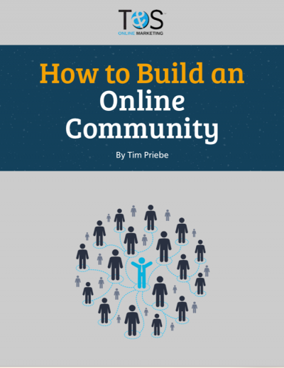 How to Build an Online Community cover